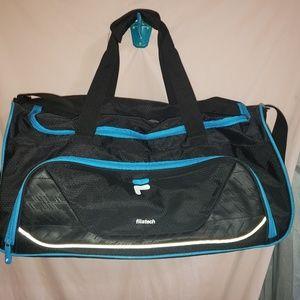 Huge Fila duffle gym bag